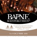 BAPNE, seminario di I livello, 8 e 9 dicembre 2018