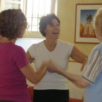 Musicoterapia al Craveri con i malati di Alzheimer