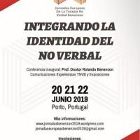 Jornadas de la Terapia  NoVerbal Benenzon, 20, 21, 22 giugno 2019