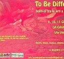 Festival To Be Different dalle arti alle scene, 9, 10, 11 Giugno