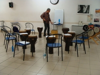 Vedi album 17 e 18 OTTOBRE 2015 Seminario percussioni 'Il ritmo all'origine della vita' Borghini